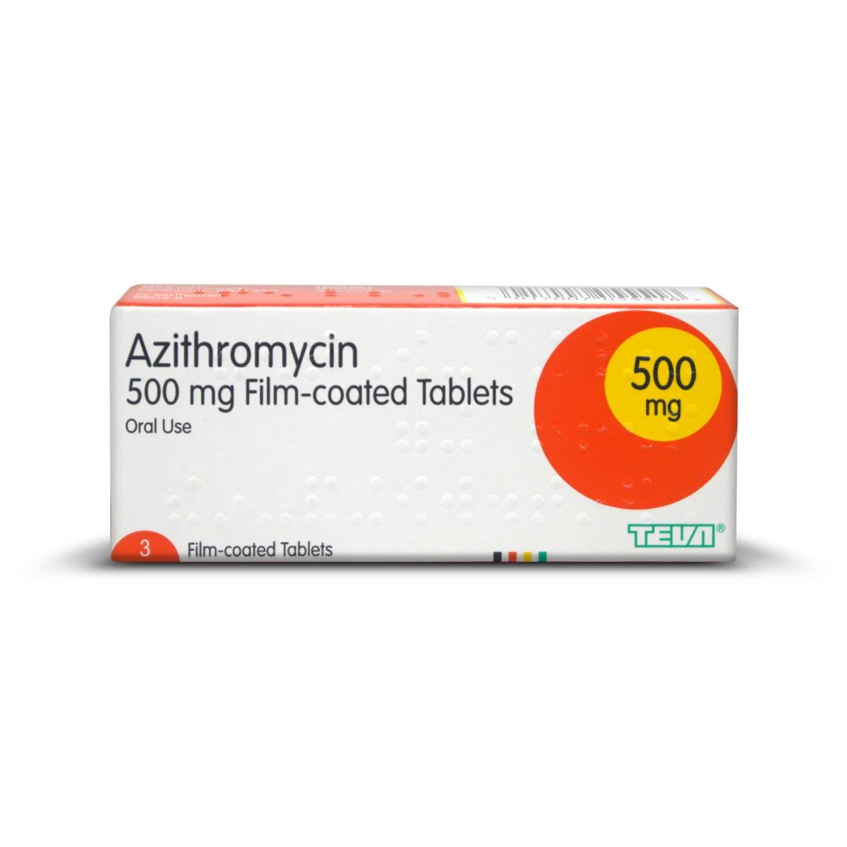 azithromycin breastfeeding
