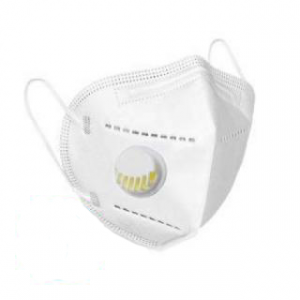 Respirator Face Covering With Filter - (Case of 10)