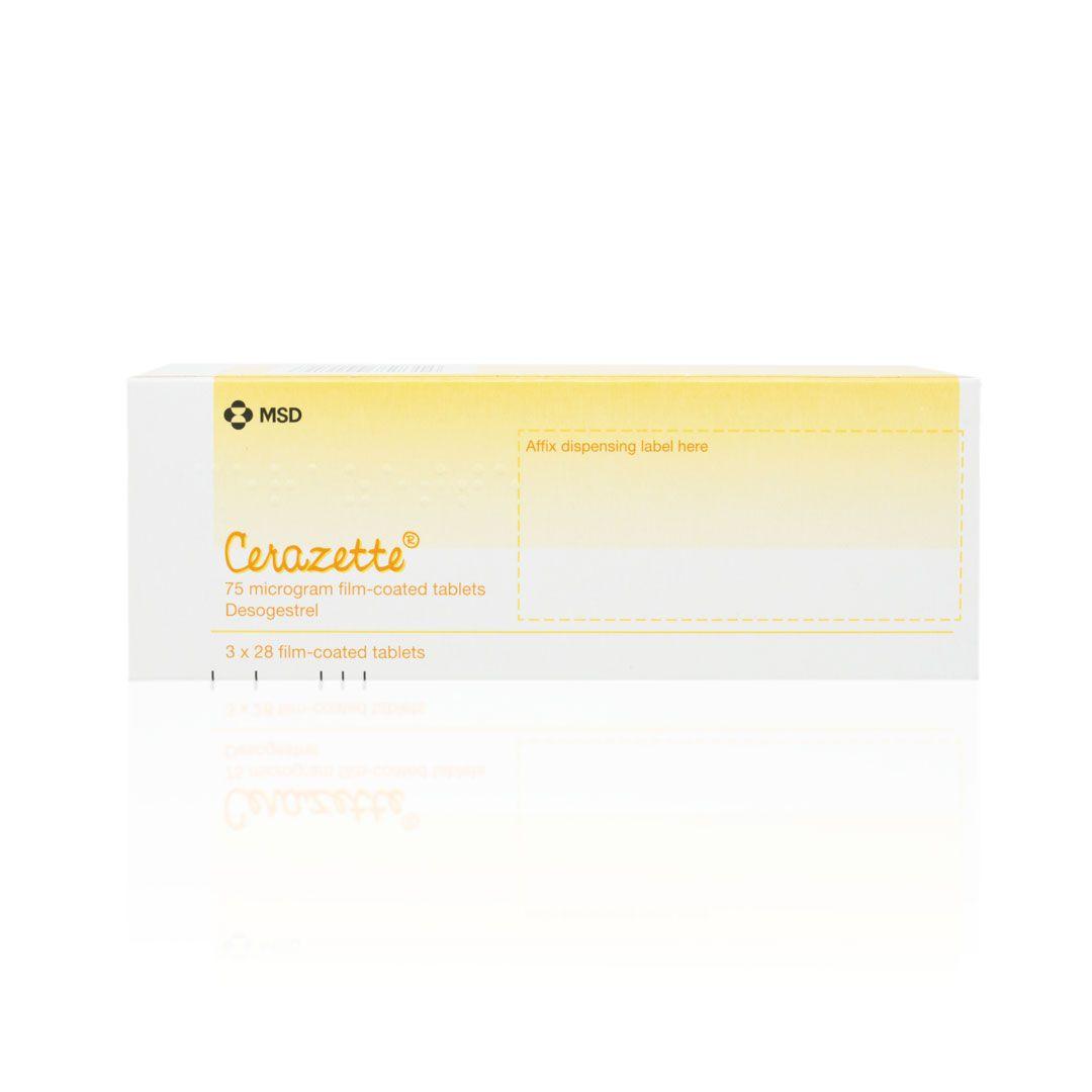 Cerazette Mini Pill