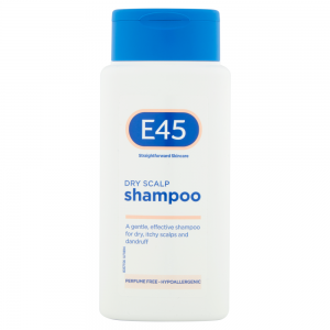 E45 Dermatological Dry Scalp Shampoo 200ml