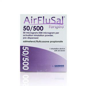 AirFluSal MDI