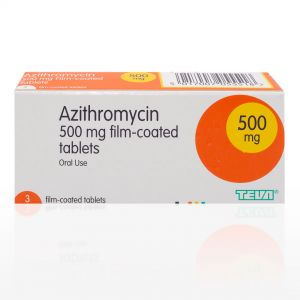 Azithromycin (diarrhoea treatment)