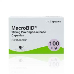 MacroBID Nitrofurantoin