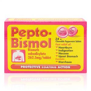 Pepto-Bismol Chewable Tablets