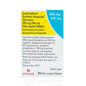 Emtricitabine/Tenofovir (Generic Truvada) PrEP Treatment