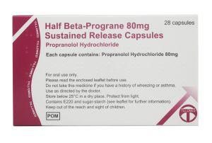Propranolol MR