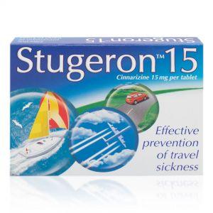 Stugeron travel sickness tablets