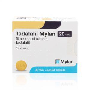 Tadalafil (Generic Cialis)
