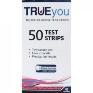 TrueYou Blood Glucose Test Strips