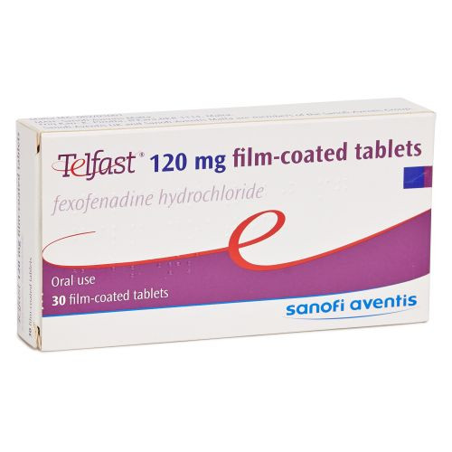 Telfast Tablets From A Uk Doctor