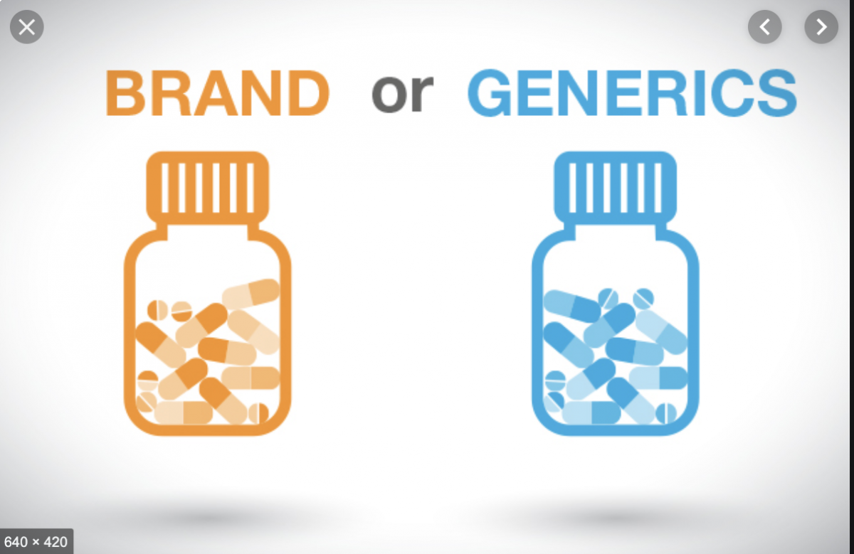 Branded vs Generic Medication – What's the Difference?