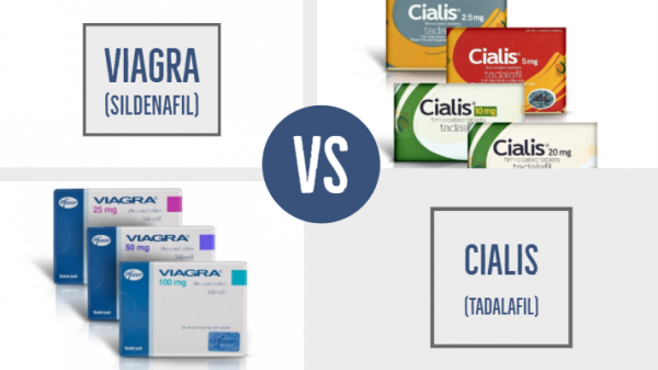 Viagra vs Cialis: What's the Difference Between them?