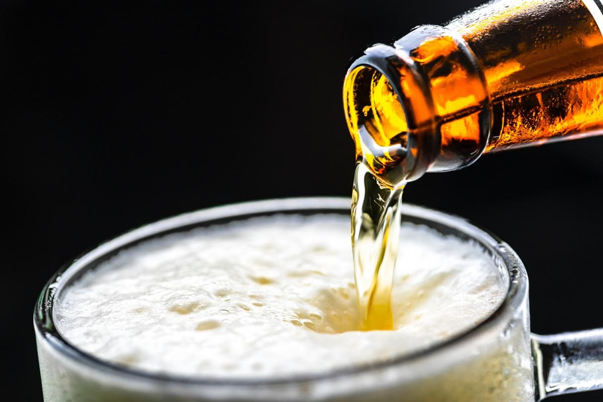 Would You Give up Alcohol for a Month?