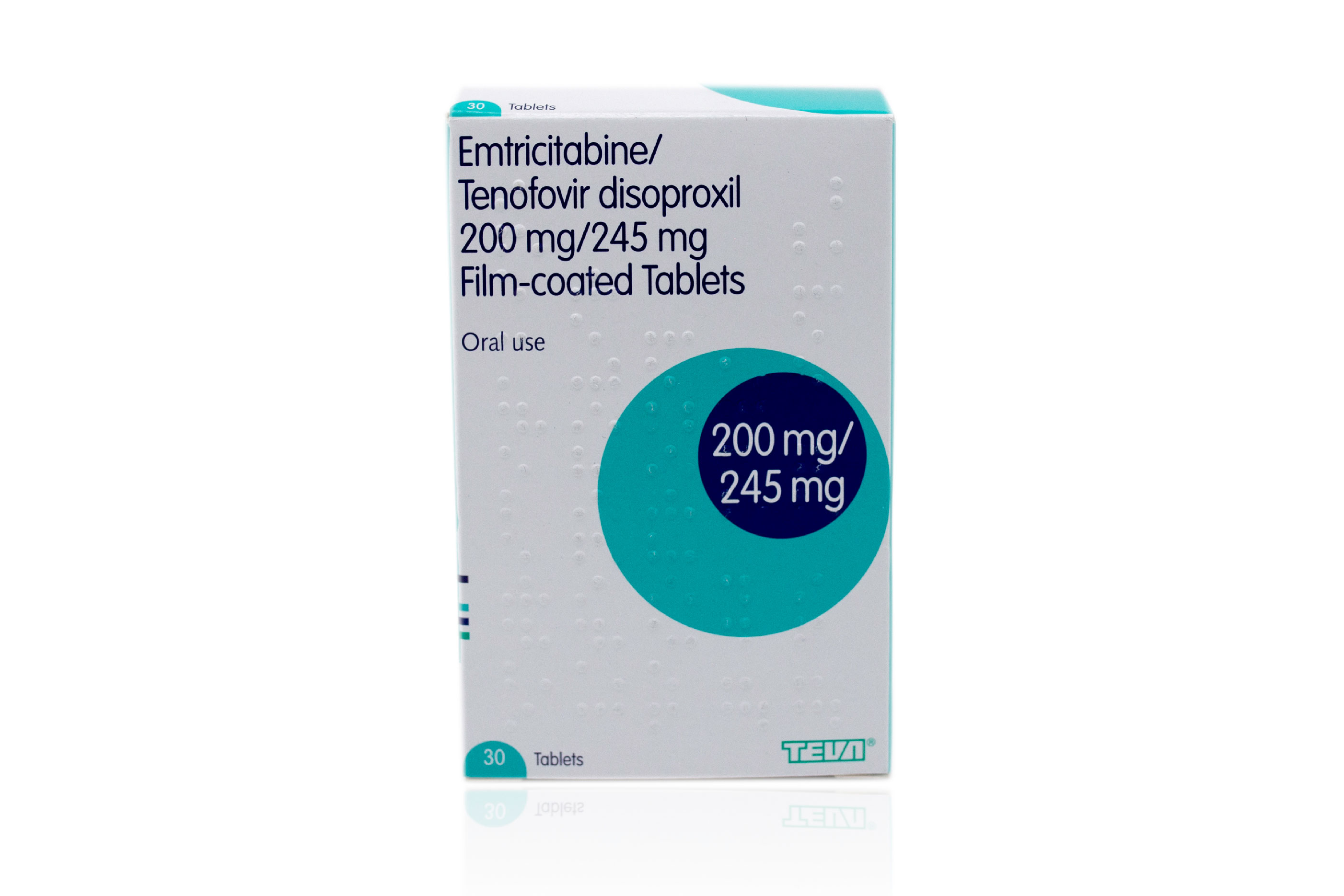 PrEP medication, Emtricitabine / Tenofovir disoproxil