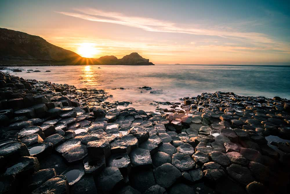 Walking Holidays UK Giant's Causeway