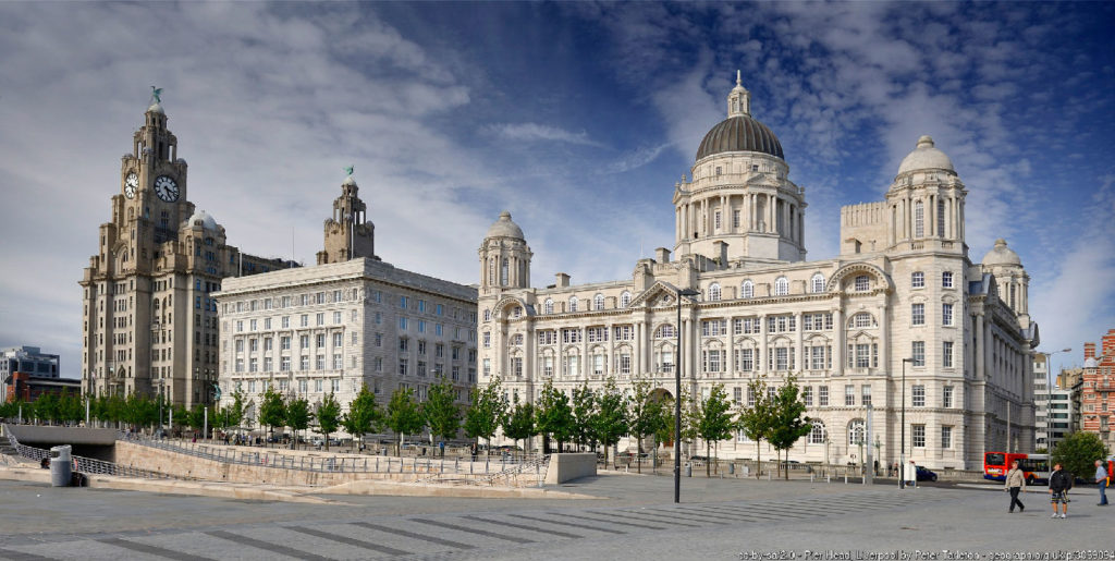 Walking Holidays UK Liverpool