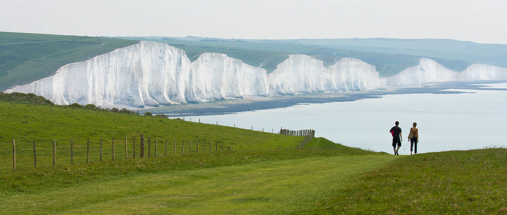 Walking Holidays UK Seven Sisters