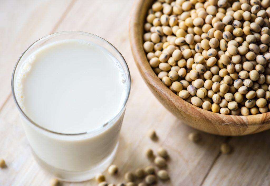 soybean allergy