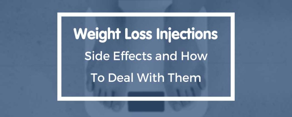 weight loss injections side effects